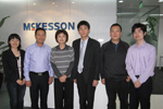 Established business cooperation with McKENSSON.