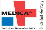 Jaysun Glove will visit Medica Fair 2013 in Dusseldorf in Germany