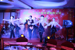 Jaysun Glove holds Spring Festival Party